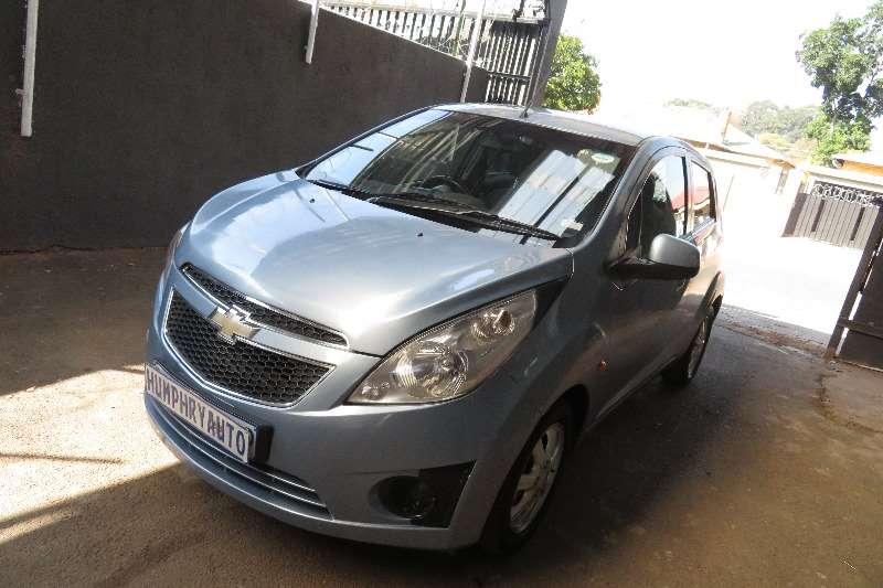 Chevrolet Spark 1.0 LS 2011