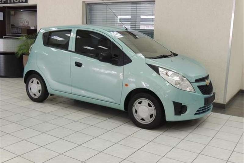 2011 chevrolet spark 1 0 ls cars for sale in gauteng r 99 950 on auto mart. Black Bedroom Furniture Sets. Home Design Ideas