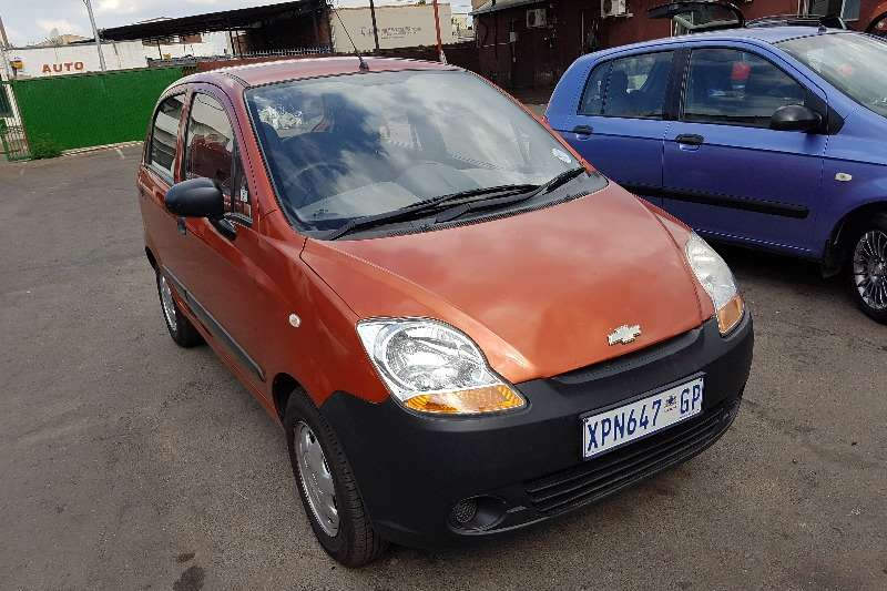 2006 Chevrolet Spark Spark 12 Ls Cars For Sale In Gauteng R 45