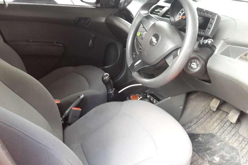 Chevrolet Spark 1.2 LS Sport 2011