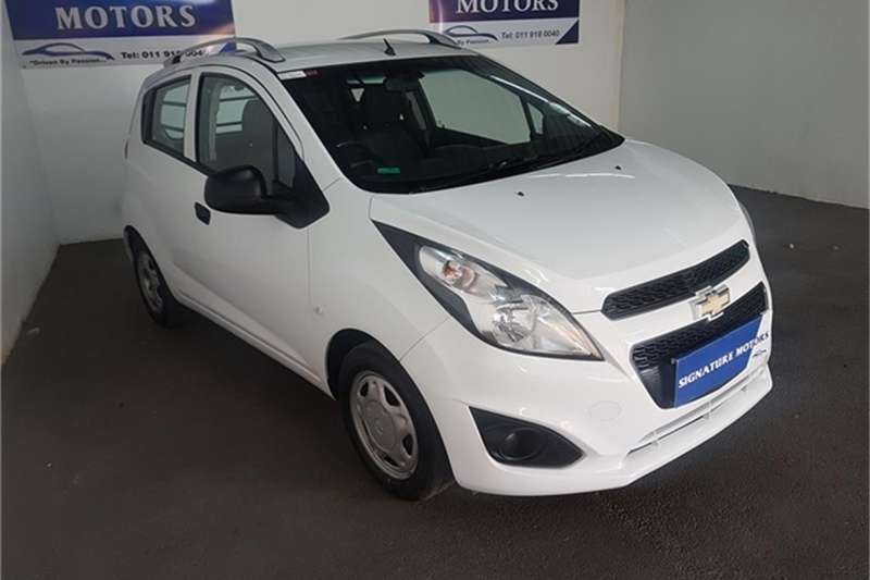 Chevrolet Spark 1.2 Pronto panel van 2016
