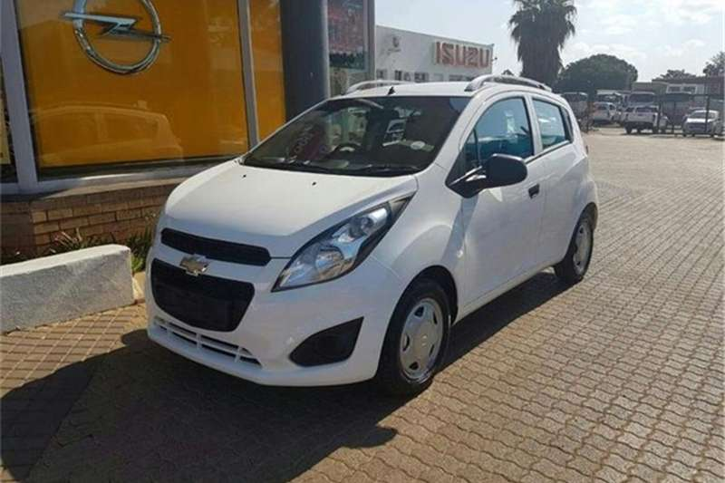Chevrolet Spark 1.2 Pronto panel van 2017