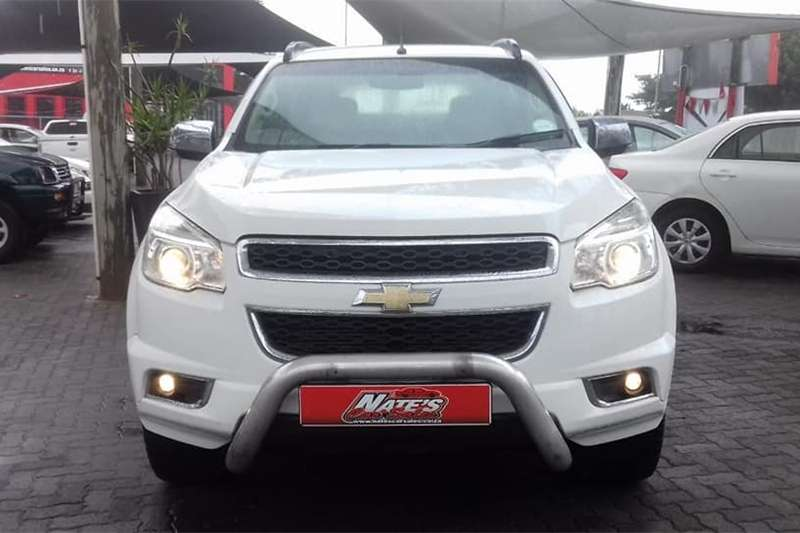 Chevrolet TRAILBLAZER 2.8D LTZ 2013