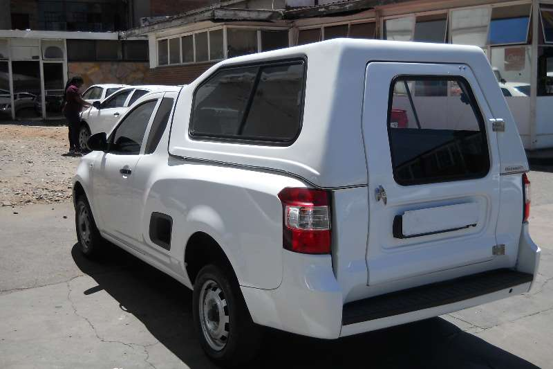 Chevrolet Utility 1.4 Club 2011
