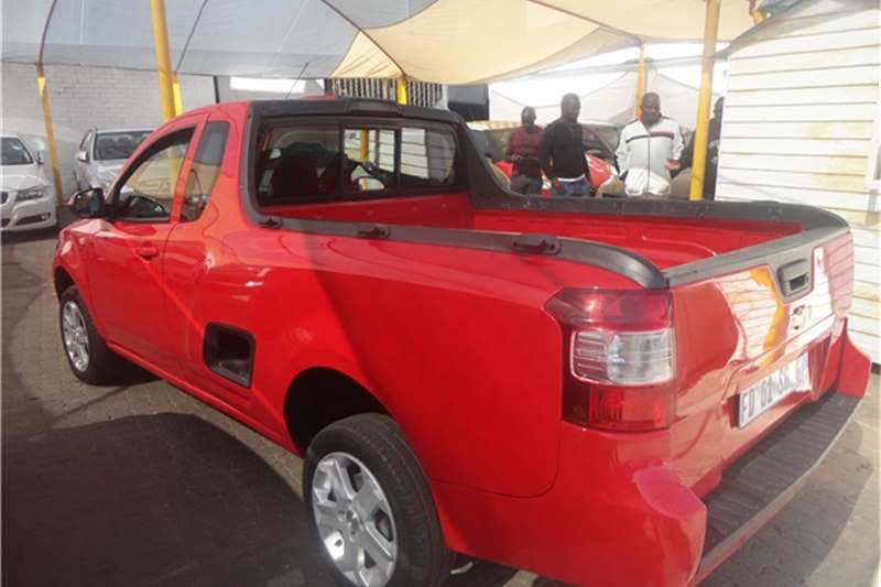 2014 Chevrolet Utility 1.4 Ute Force Single cab bakkie ...