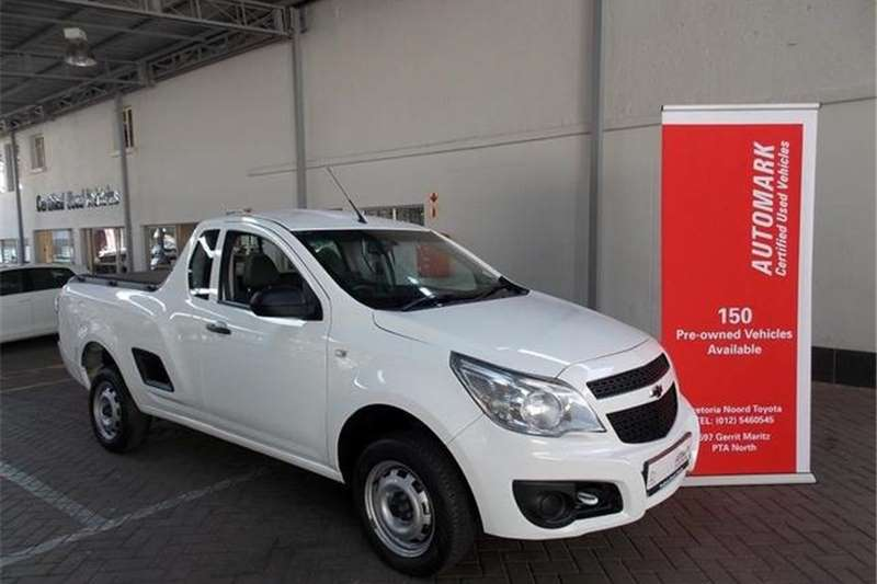 Chevrolet Utility 1.4 UteWorking Edition 2015