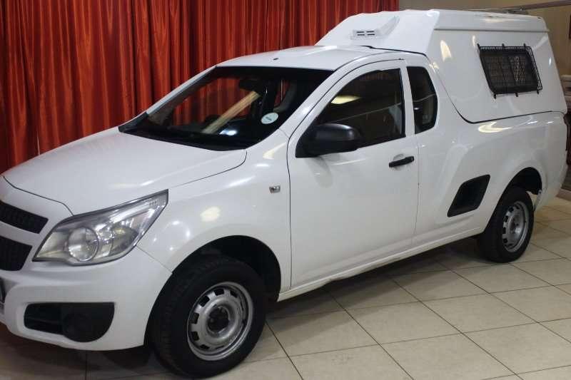 2015 Chevrolet Utili