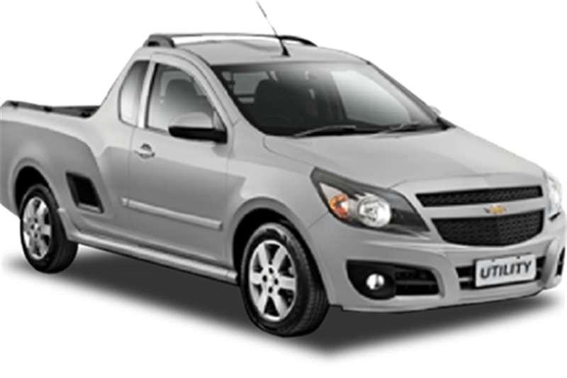 2014 Chevrolet Utili