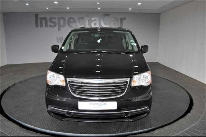 Chrysler Grand Voyager 2.8CRD LX 2015