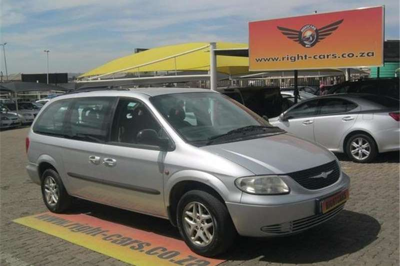 Chrysler Grand Voyager 3.3 SE Auto 2003