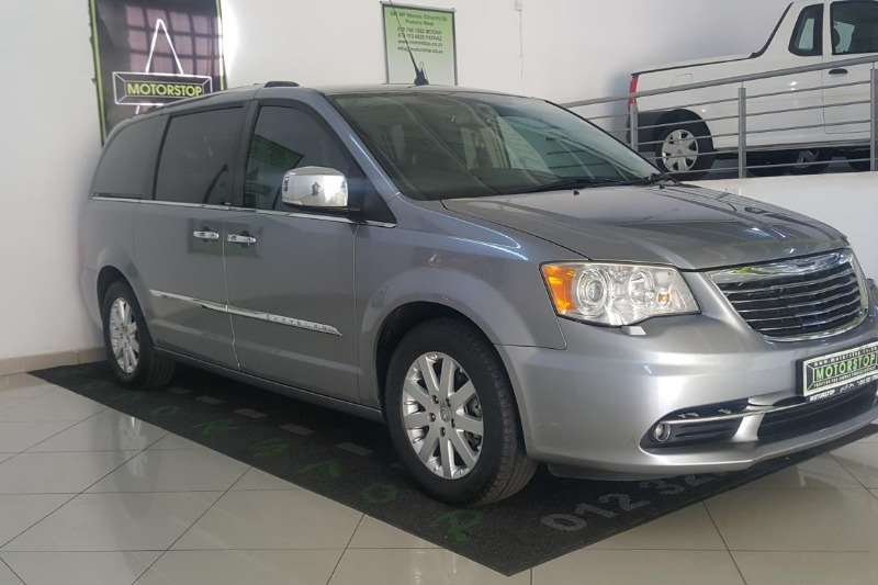 2014 Chrysler Grand Voyager