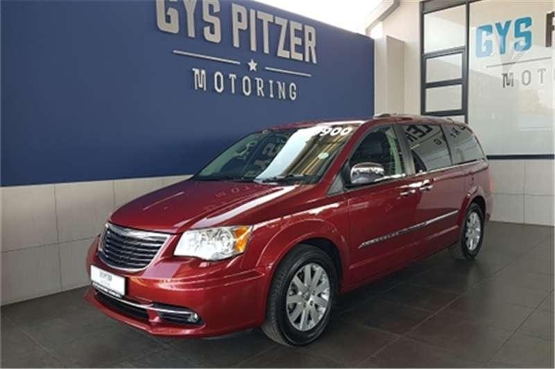2015 Chrysler Grand Voyager