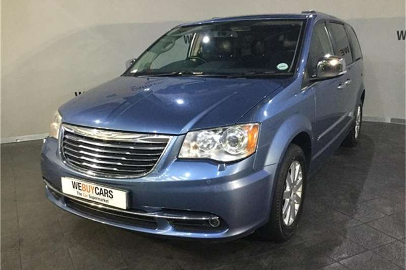 2011 Chrysler Grand Voyager 2.8CRD Limited