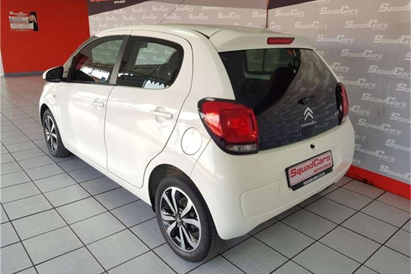 Citroen C1 VTi 51kW Feel 2016