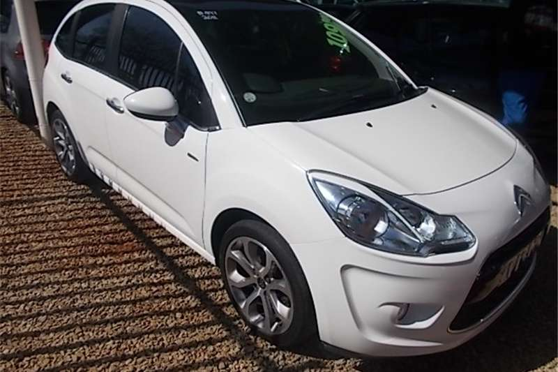 2011 citroen c3 c3 vti 120 exclusive cars for sale in gauteng r 109 900 on auto mart. Black Bedroom Furniture Sets. Home Design Ideas