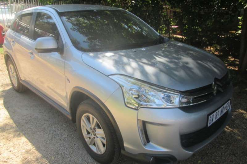 2012 Citroen C4 Aircross 2.0i Attraction