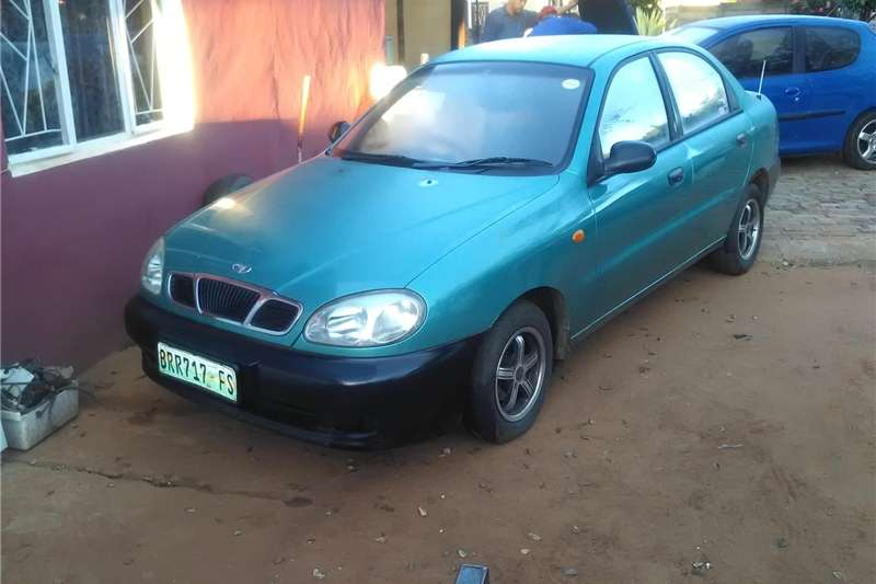 1995 Daewoo Lanos Cars for sale in Gauteng   R 30 000 on Auto Mart