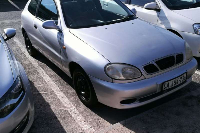 1998 Daewoo Lanos Cars for sale in Western Cape | R 18 000 on Auto