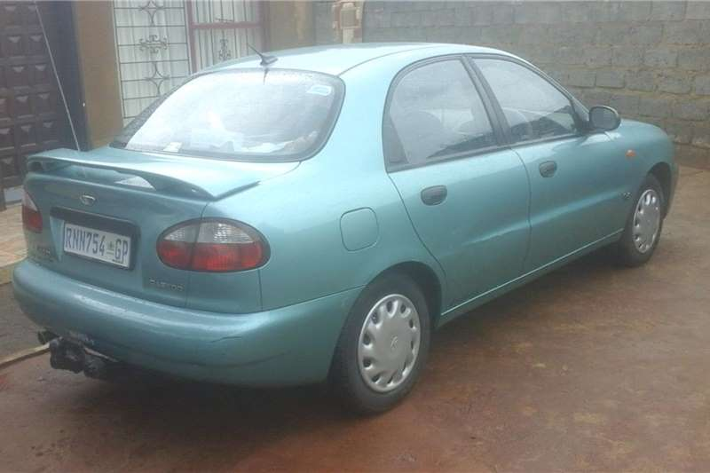 2004 Daewoo Lanos Cars for sale in Gauteng   R 29 500 on Auto Mart