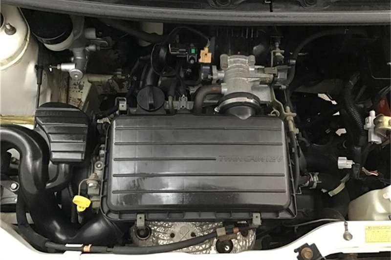 Daihatsu Charade CX automatic 2004