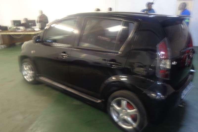 Daihatsu Sirion 1.3 Sport 2009