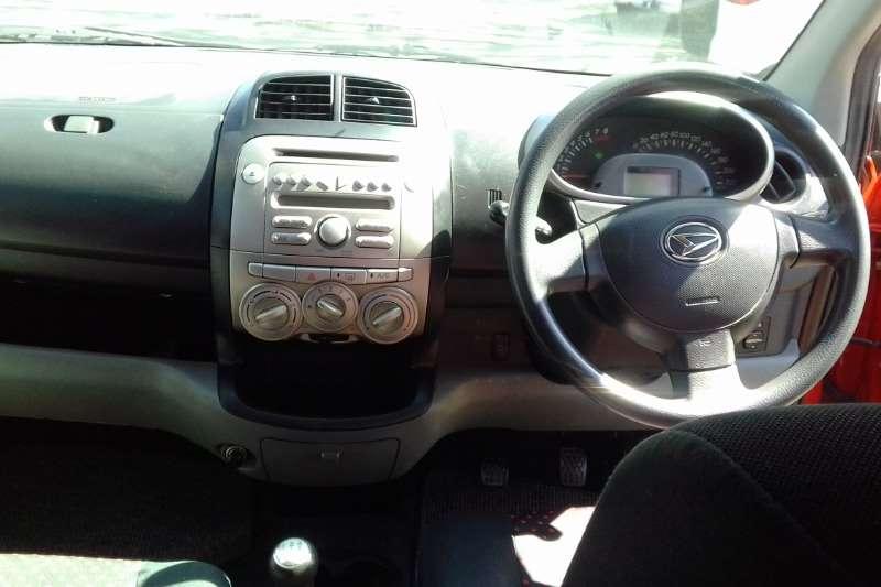 2009 Daihatsu Sirion 1.3