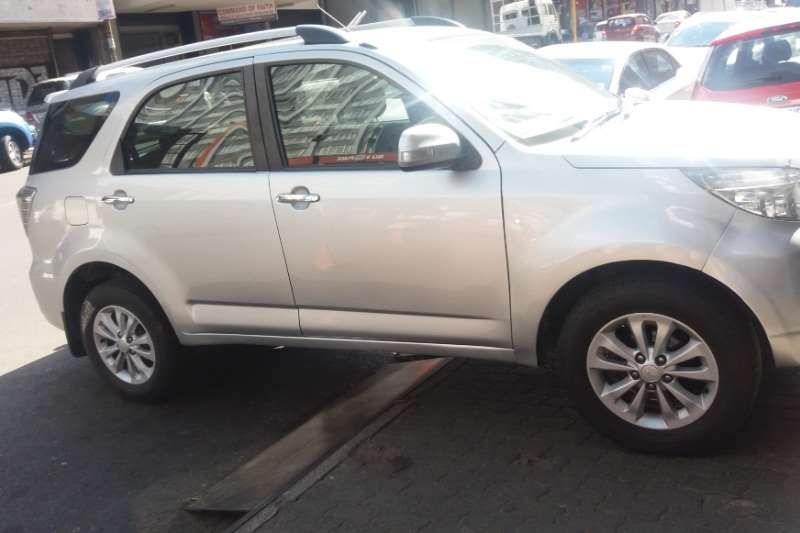 Daihatsu Terios 1.5 4x4 auto 2012