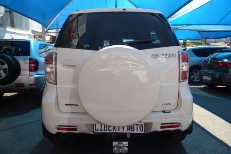 2009 Daihatsu Terios