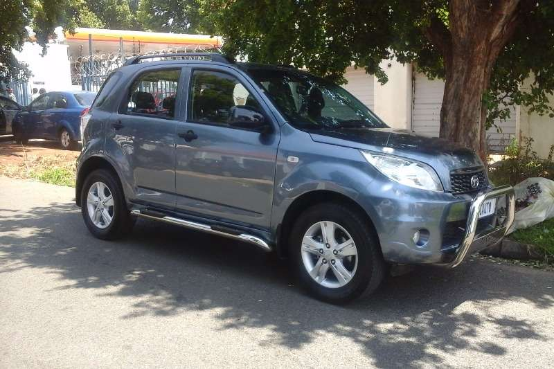 2011 Daihatsu Terios Long 1.5 4x4 5 Seater Crossover