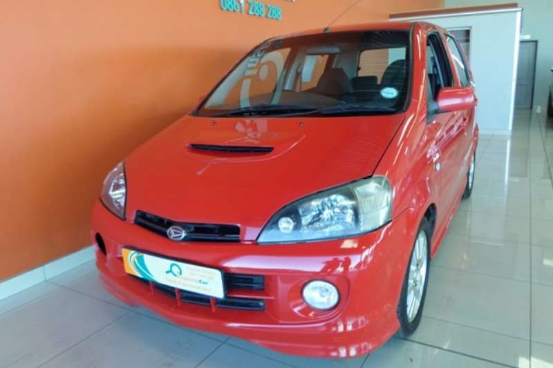 2004 Daihatsu Yrv 13 Steershift Multi Purpose Vehicle Fwd Cars