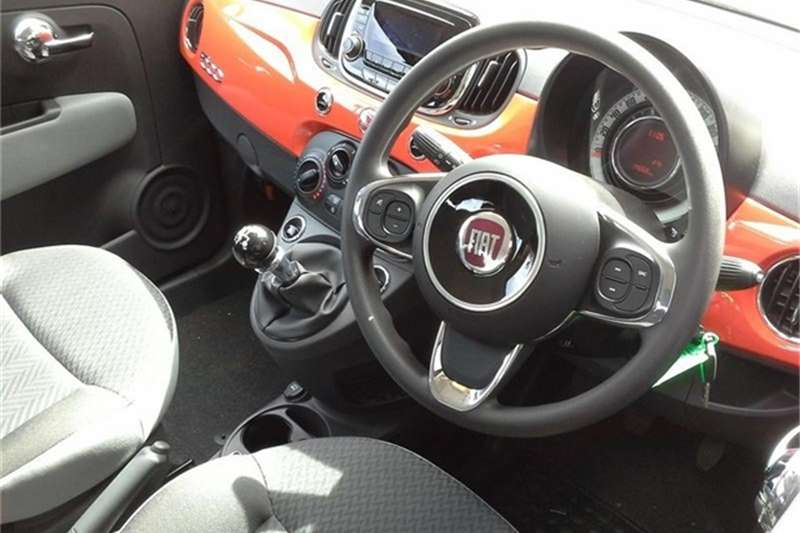 Fiat 500 0.9 TwinAir Pop 2017