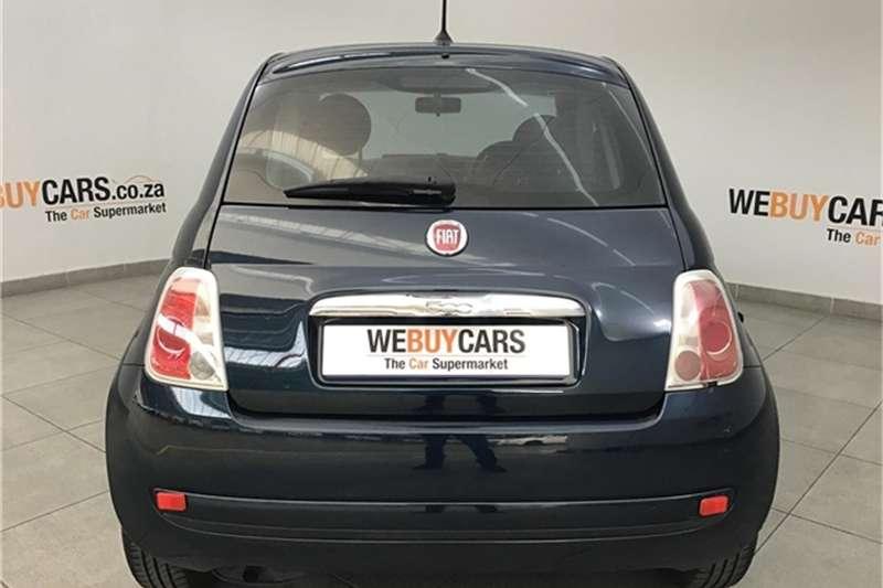 Fiat 500 1.2 2013