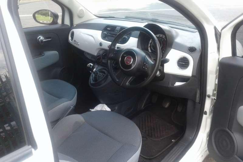 Fiat 500 1.2 2015