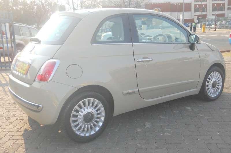 Fiat 500 1.2 Lounge 0
