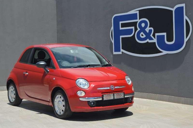 Fiat 500 1.2 Lounge 2012