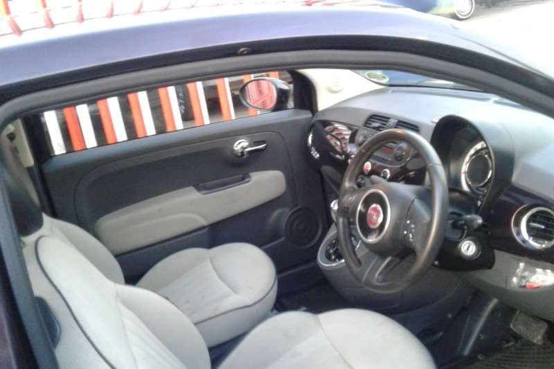 Fiat 500 1.2 Lounge auto 2014