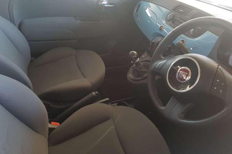 Fiat 500 1.4 Pop 2012