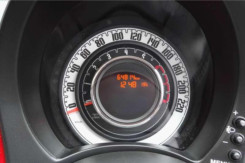Fiat 500 1.4 Sport 2012