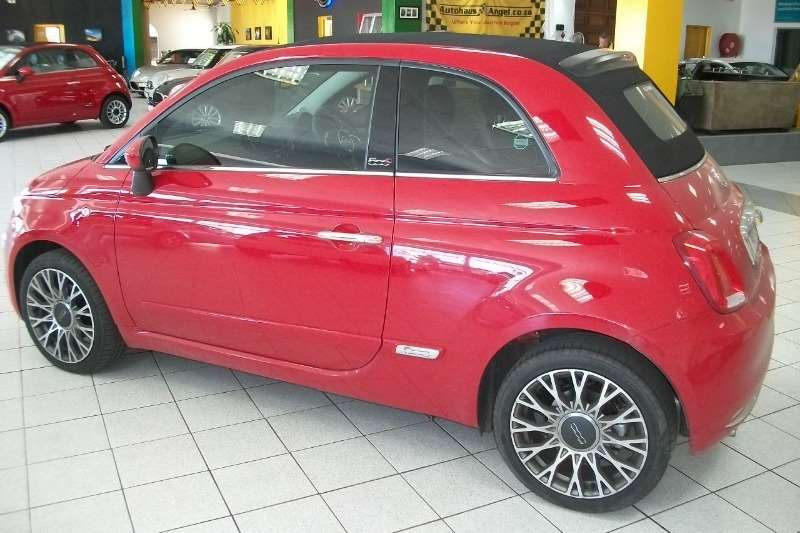 Fiat 500 900T TWINAIR LOUNGE CABRIOLET 2017