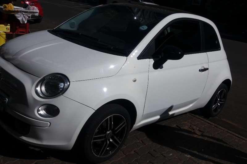 2015 Fiat 500 1.2 Lounge