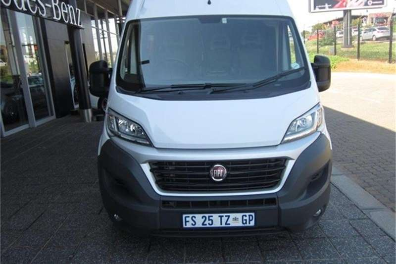 Fiat Ducato Series 4 2.3 Panel Van C8 Mh2 2017
