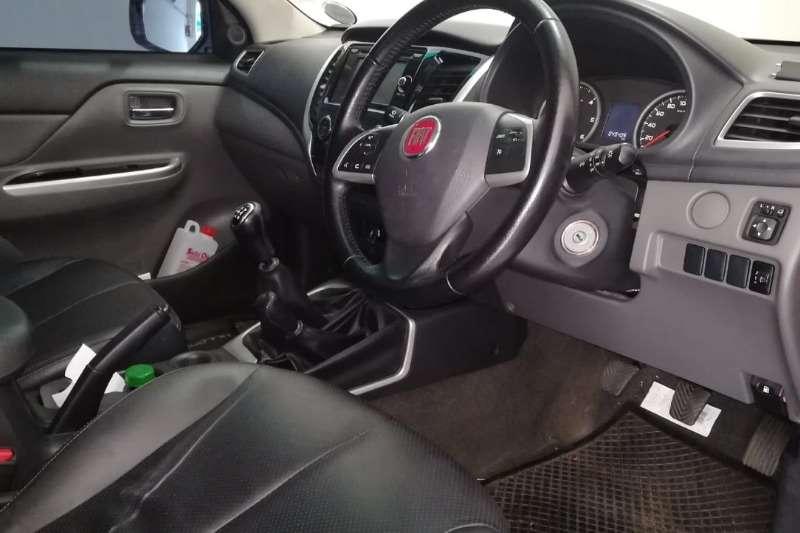 Fiat Fullback 2.5Di D double cab 4x4 LX 2016