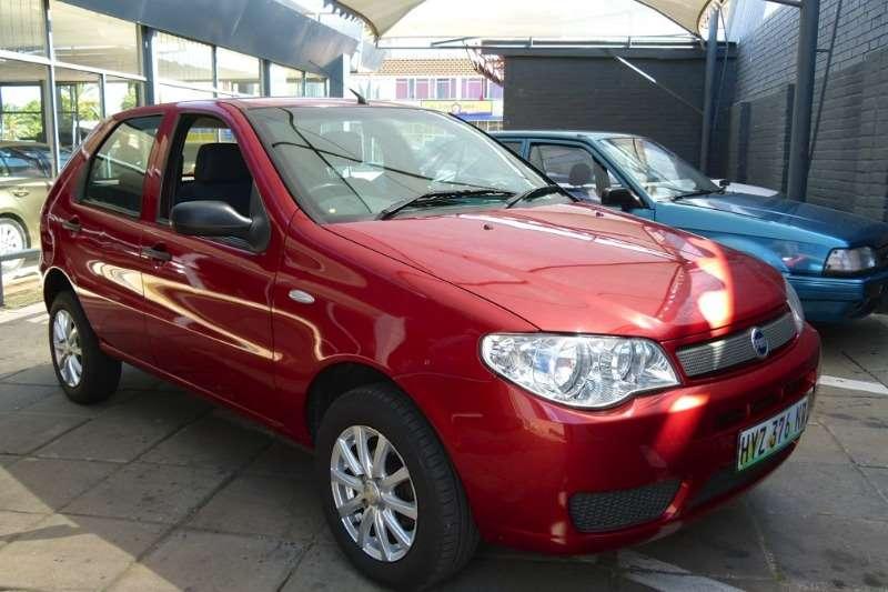 Fiat Palio 1.2 5 door Active 2009