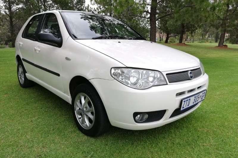 2010 Fiat Palio