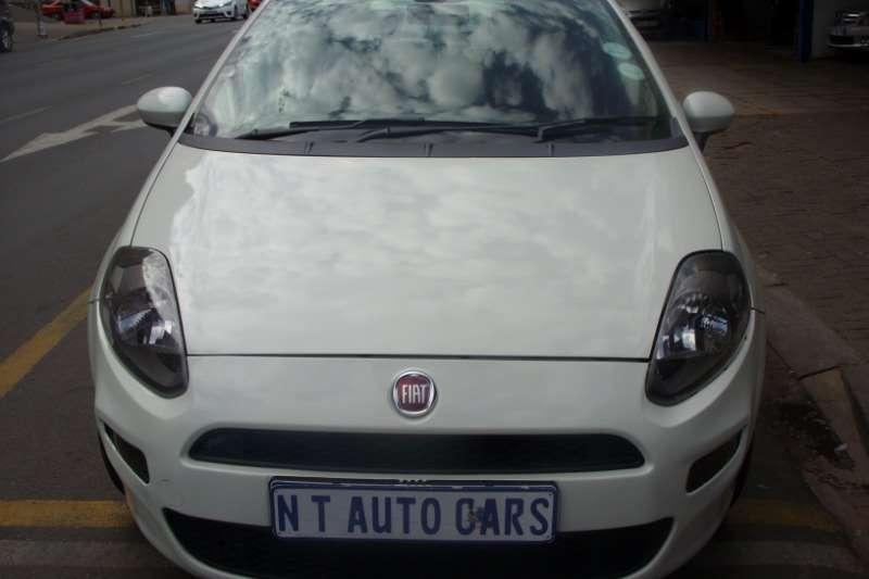 Fiat Punto 1.2 Active 2013