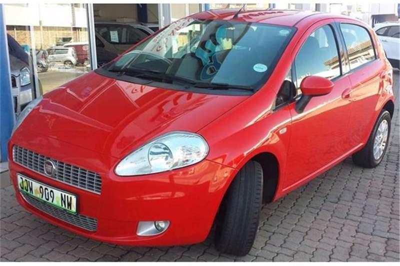 Fiat Punto 1.4 Emotion 2011