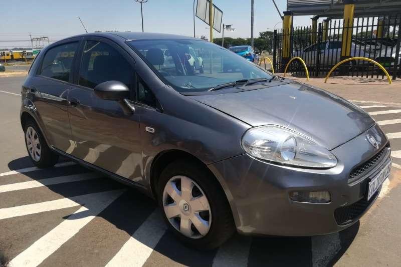 Fiat Punto 1.4 Essence 2012
