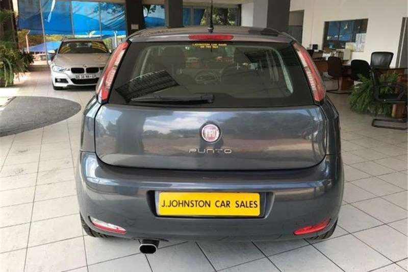 Fiat Punto 1.4 MultiAir Easy 2013