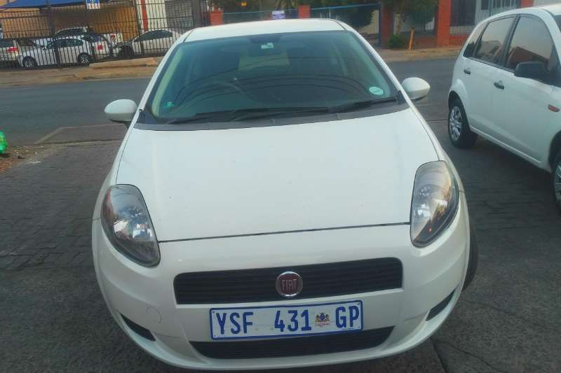Fiat Punto Grande  1.2 3 door Active 2007