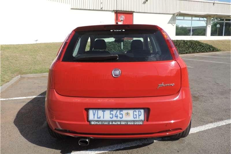 2009 Fiat Punto